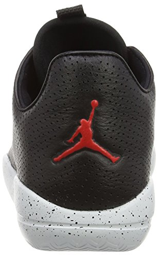 Nike - JORDAN ECLIPSE BG, Scarpe da ginnastica Unisex – Bambini Nero/rosso-platino (Blk/Unvrsty Rd-Pr Pltnm-Unvrst)