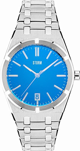 Storm London Hixter 47308/LB Montre-Bracelet pour hommes Point Culminant de Design