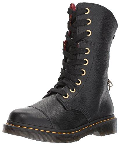 milita Hohe Stiefel, Schwarz (Black 001), 43 EU ()