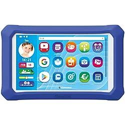 Clementoni- Clempad 9 Plus, Tablet per Bambini [Versione 2019], Multicolore, 16619