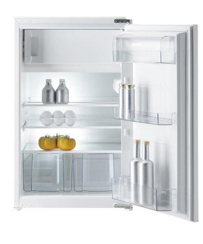 Gorenje RBI 4093 AW Einbau-Kühlschrank mit Gefrierfach / A+++ / Höhe: 87,5 cm / Kühlteil: 115 L / Gefrierteil: 17 L / weiß