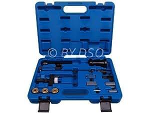 Jeu 15 pieces d'extracteurs d'injecteurs Diesel FSI TDI pour moteurs VW Audi Seat Skoda