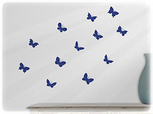 wandfabrik-wandtattoo-12-hochwertige-schmetterlinge-s12-in-knigsblau