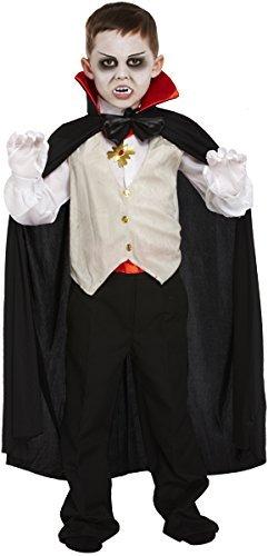 Dracula Vampir-Kostüm für Kinder