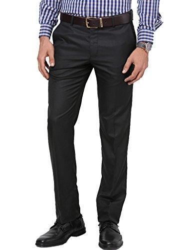 Lee//Marc Men's Formal Trouser (blk tr_32_Black_32)