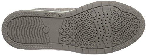 Geox - Jr Creamy D, Sneaker Bambina Beige (Beige (C5000))
