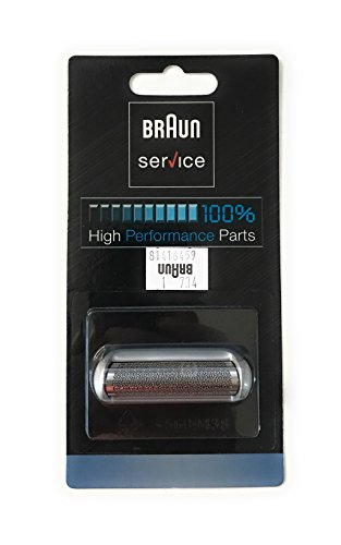 Braun 5S 5609, 370/575 PocketGo Foil and Frame with Braun Appliance Oil and Braun Cleaning Brush