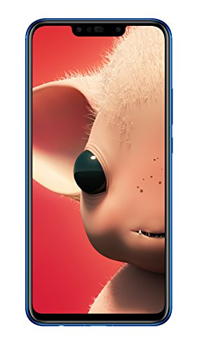 HUAWEI P Smart + Dual-Sim Smartphone BUNDLE (Display 16cm (6,3 Zoll), 64GB Speicher, 4GB RAM, Android 8.1) Iris Purple + gratis Intenso 16 GB Speicherkarte [Exklusiv bei Amazon] - Deutsche Version