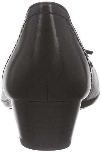 Caprice 22300, Escarpins femme Noir (black 001)