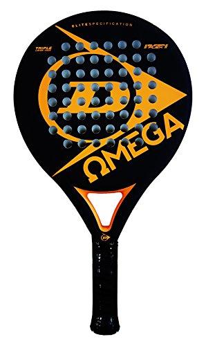 Dunlop Omega Pala de Pádel, Unisex Adulto, Naranja, Talla Única