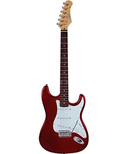 GUITARRA ELECTRICA EKO S 300 BODY SOLID RED