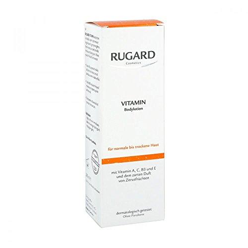 Rugard Vitamin Bodylotion 200 ml