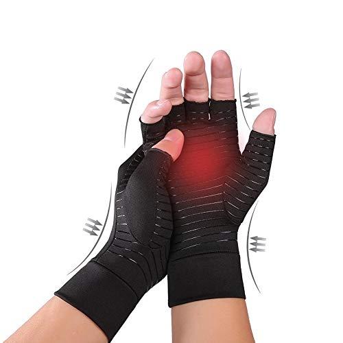 Gorgebuy 1 par Guantes compresión Artritis: Tren