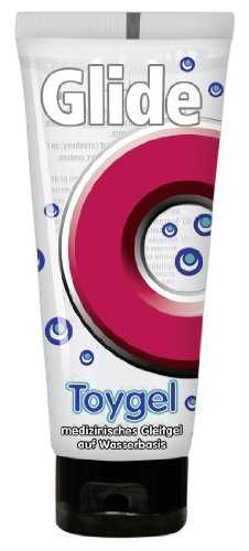 ORION Toygel Gleitgel 100 ml - medizinisches Gleitmittel für die Pflege der Sextoys, auch für langanhaltende Gleitfreuden nutzbar, Made in Germany