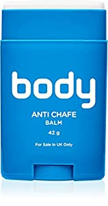 Body Glide Unisex Body Original Anti Chafe Balm Stick, Blue, 42 g