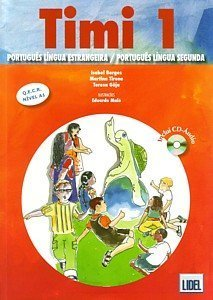 Timi 1 : Português lingua estrangeira / português lingua segunda (1CD audio)