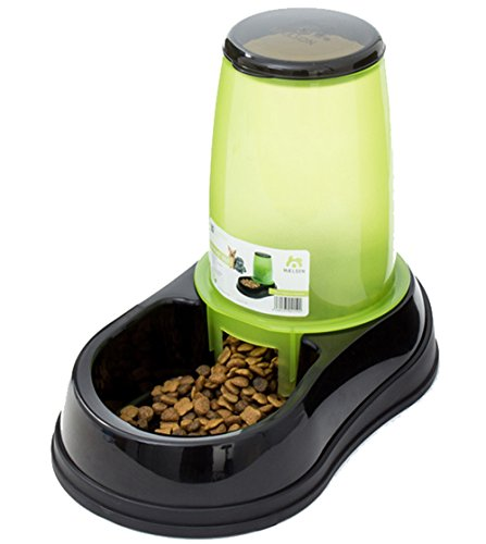 Perfetto Cena alimentatore automatico Pet per cani e gatti Cibo secco parte di controllo programmabile Dispenser alimentare (S)