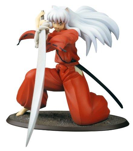 Kotobukiya - Inu Yasha - Personnage d'Inu Yasha - Hauteur 17 Cm