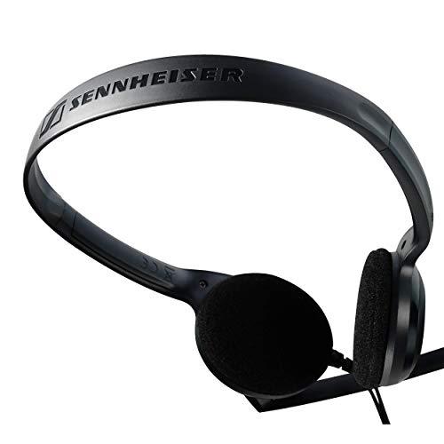 Sennheiser PC 3 Chat On-Ear Headphone with Mic Image 2