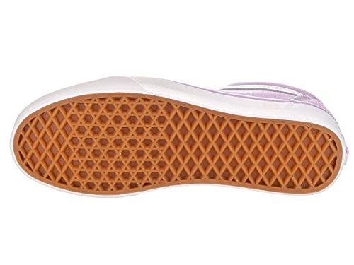 Vans Femmes Lavender Old Skool Basket Lavender True White