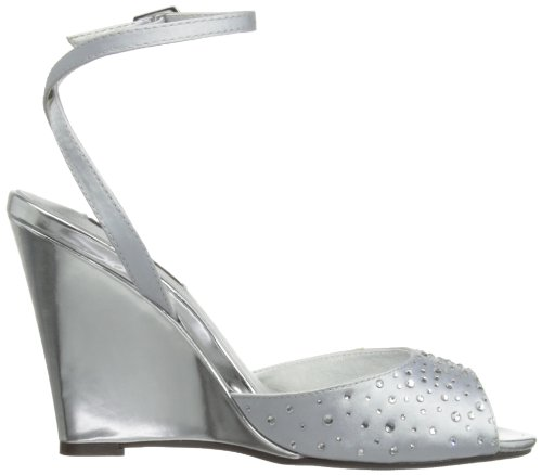 Victoria Delef 14v0701 Damen Fashion-Sandalen Plata
