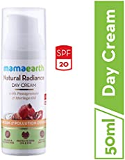 Mamaearth Day Cream with SPF 20 Whitening and Tightening Fa