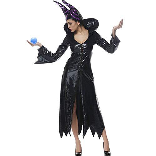 Themen Kostüm Service - AIYA Halloween Hexenkostüm Cosplay Kostüm Movie Theme Party Service Hexenkostüm Königin Service