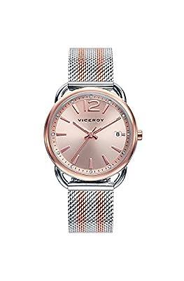 Reloj Viceroy Mujer 461070-95 Malla Bicolor Acero de GRUPO MUNRECO - VICEROY