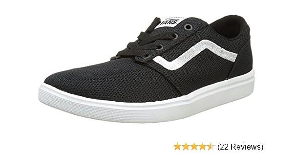 9329e9dca9 Vans Chapman Lite, Men's Low-Top Sneakers: Amazon.co.uk: Shoes & Bags