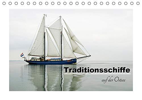 Traditionsschiffe auf der Ostsee (Tischkalender 2020 DIN A5 quer): 12 Traditionsschiffe unterwegs auf der Ostsee, die Sie mit dem maritimen Flair ... (Monatskalender, 14 Seiten ) (CALVENDO Sport)