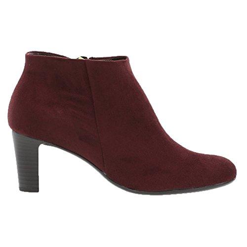 Gabor Ankle Boot Ripple 95.660 2.5 Wine Ripple Boot