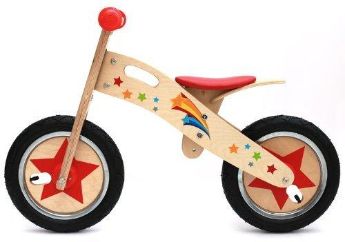 Pootle bicicleta de equilibrio de Madera