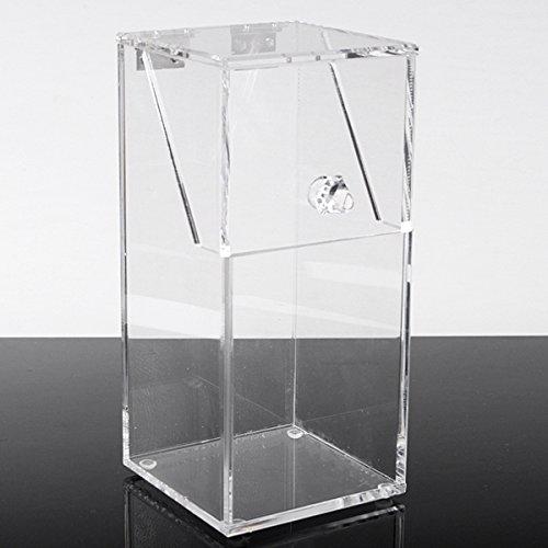 EgBert Pinceau De Rangement Cosmétique Pour Organisateur De Stockage De Cosmétiques Avec Boîtier En Acrylique Anti-Poussière De Maquillage - 01