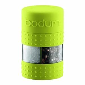 Bodum 11368-565 Moulin Poivre et Sel Combiné Vert