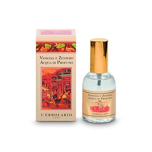 L'Erbolario Vanille und Ingwer Eau de Parfum, 1er Pack (1 x 50 ml)