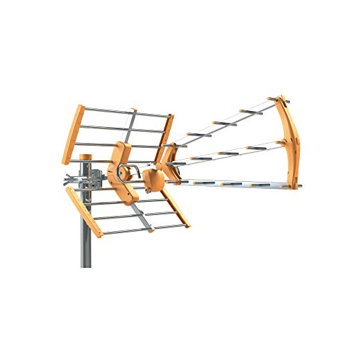 Tecatel ANT-BKM18 - Antena BKM Triple Plegable,