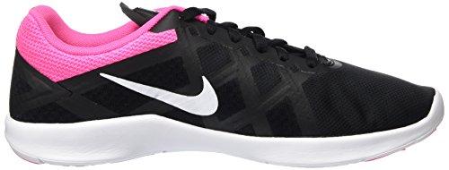 Nike Lunar Lux Tr, Fitness Femme Noir (Black/White Pink Blast Cool Grey)
