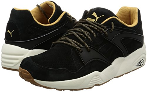 PUMA BLAZE WINTERIZED 361653 002 Unisex-adult Sports Shoe  Black 8 UK