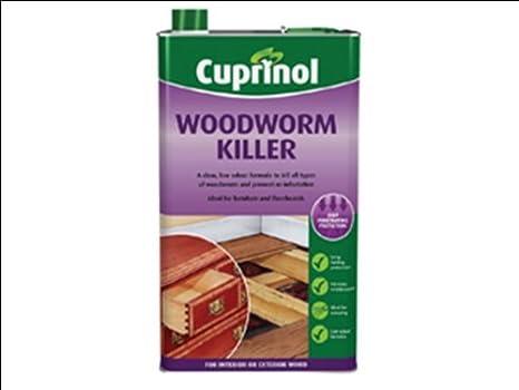 cuprinol 500ml woodworm killer amazoncouk garden outdoors - Xylophene Color
