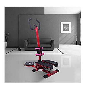 41k%2BiFPvB%2BL. SS300  - LY-01 Steppers Stepper With Armrests,mute Multi-function Stepper Hydraulic Climbing Stepper Pedal Exercise