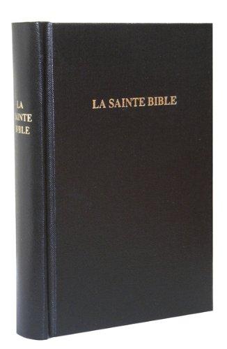 La Sainte Bible version Louis Segond 1910