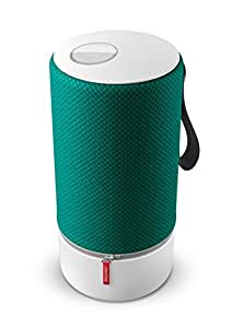 Libratone ZIPP Wireless Multiroom Lautsprecher (360° Sound, WiFi, AirPlay 2, Bluetooth, 10h Akku) Deep Lagoon