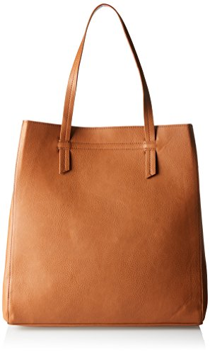 PIECES - Pcneda Shopper, Borse a spalla Donna Marrone (Cognac)