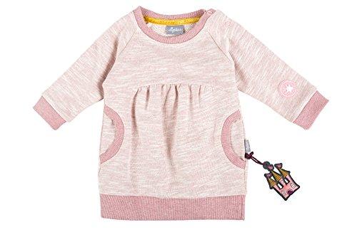 Sigikid Baby-Mädchen Kleid, Rosa (Blush 621), 80