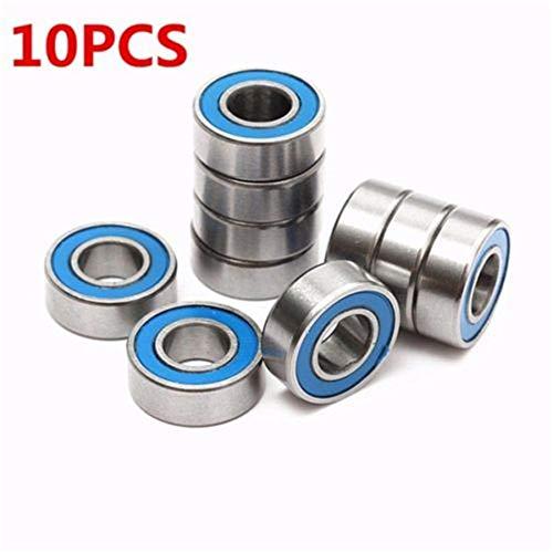 Preisvergleich Produktbild Wandeli 100 MR115 2RS 5 x 11 x 4 mm Kugellager für Traxxas Slash Rustler Stampede Rad