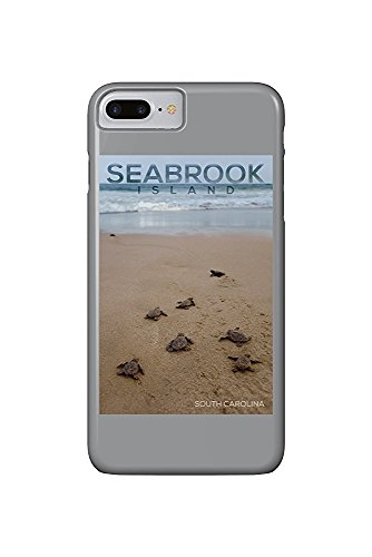 Seabrook Island, South Carolina - Sea Turtles Hatching (iPhone 7 Plus Cell Phone Case, Slim Barely There) -