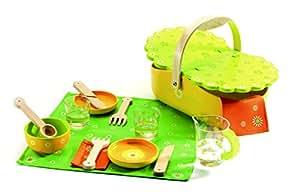 Djeco - DJ06527 - Cuisine et Ménage - Mon Pique Nique