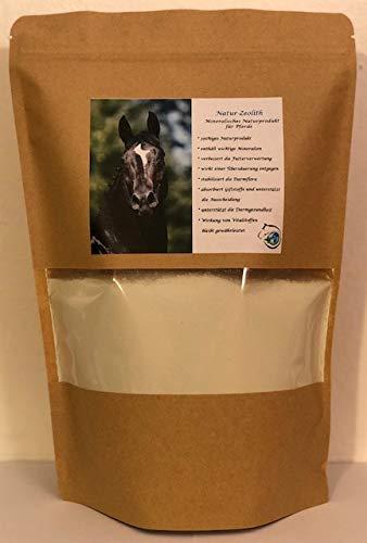 Gesundheitpur für Pferde Puro de Salud para Caballos, zeolita Natural, 50 μm, 2 kg