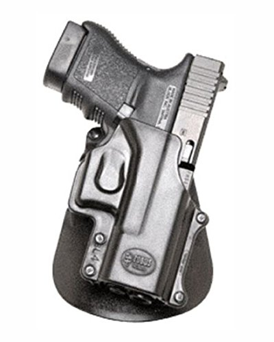 Fobus Concealed Carry Left Hand 5cm Belt Thigh Rig Holster Drop Leg Platform for Glock 29 30 39, 21SF, 30SF, 30S / Smith&Wesson 99 / Sigma series V only
