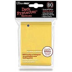 Ultra Pro 60 fundas de 62 x 89 amarillo